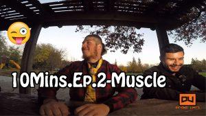 DU Beyond Limits| 10Mins.Ep.2- Favorite Muscle