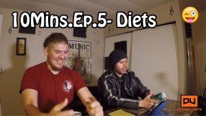 DU Beyond Limits| 10mins. Ep.5  – Diets