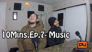 Du Beyond Limits| 10Mins. Ep.7- Music talk